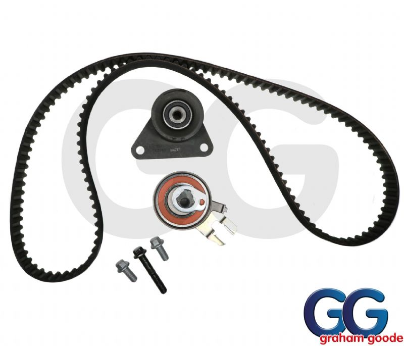 Timing Belt & Tensioners Kit Focus ST ST225 XR5 OE Equivalent GGF601
